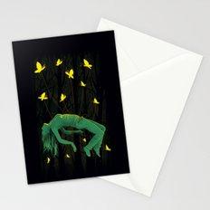 In Deep Sleep Stationery Cards
