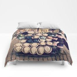 Fedorable Comforters