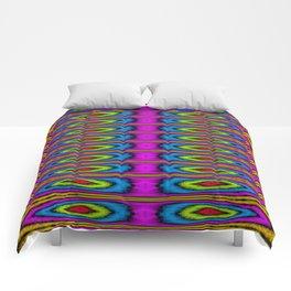 Fleece Of Wool Comforters
