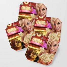 CINEMA POP Coaster