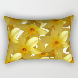 My Daffodils Rectangular Pillow