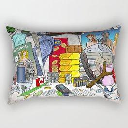 Contraband Baron Rectangular Pillow