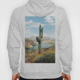 Arizona Saguaro Hoody