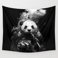 bears Wall Tapestry