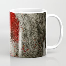 Red autumn. Coffee Mug