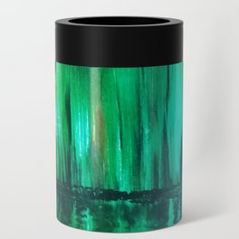 Green reflection Can Cooler