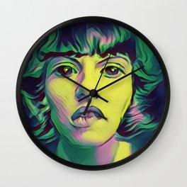 technicolor sighs Wall Clock