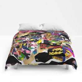 Slim Fit Chinos Print Comforters
