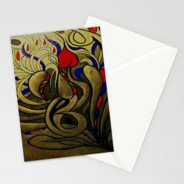 MUSICA PARA MIS OJOS Stationery Cards