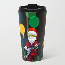 Santa's Concert Travel Mug