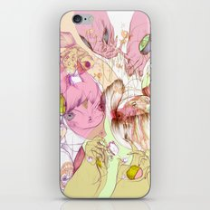 These Were Our Dialogs Of Sweet Surrender iPhone & iPod Skin