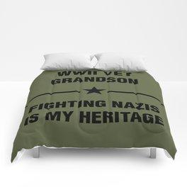 WWII Grandson Heritage Comforters