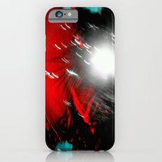 Red Flash with a Little Bit of You Slim Case iPhone 6s