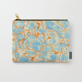 Abstract Water #abstract #pattern #society6 Carry-All Pouch