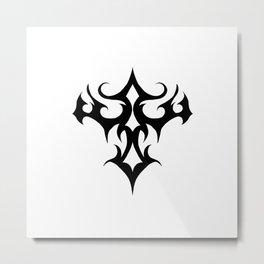 Tribal arrowhead Metal Print