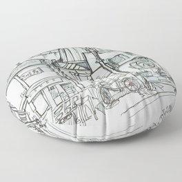 takayama Floor Pillow