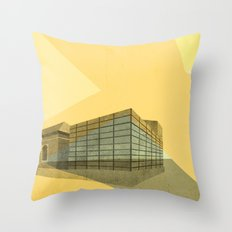 Bloor Gladstone Branch Throw Pillow