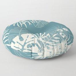 Tropical pattern 047 Floor Pillow