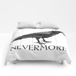 NEVERMORE RAVEN Comforters