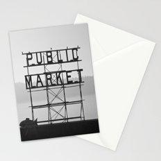City Fish Market Stationery Cards