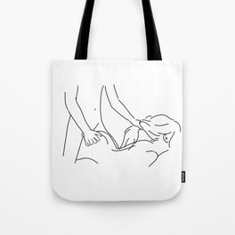 Your Dirty Bitch Tote Bag
