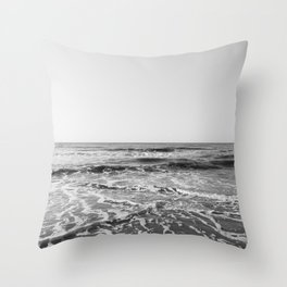 Sullivan's Island VI Throw Pillow
