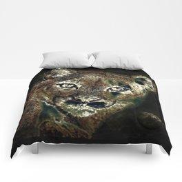 Big Cat Models: Cougars 01-02 Comforters
