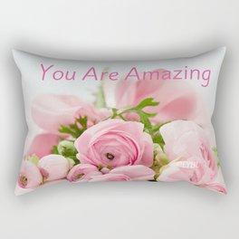Acts of Love Rectangular Pillow