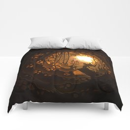 new moon Comforters