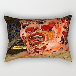 Demon Guardian Rectangular Pillow