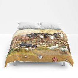 Featherwell Farm Comforters