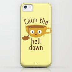 Anxietea iPhone 5c Slim Case