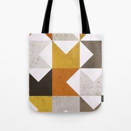 Mid Century Geometric 21 Tote Bag