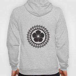 Protective circle black Hoody
