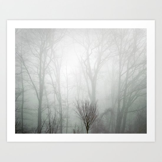 Forest Lullaby Art Print