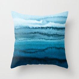 WITHIN THE TIDES - CALYPSO Throw Pillow