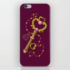 Chibiusa Time Key - Sailor Moon iPhone & iPod Skin