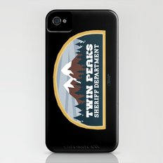 Twin Peaks Sheriff Department (Redux) Slim Case iPhone (4, 4s)