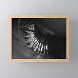 Turbine Bypass Framed Mini Art Print