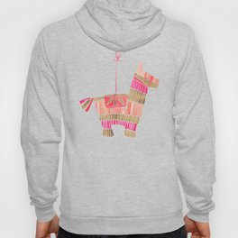 Mexican Donkey Piñata – Pink & Rose Gold Palette Hoody