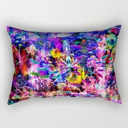 """""""Not Marine Chaos"""" by surrealpete Rectangular Pillow"""