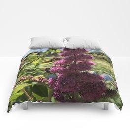 Bee Landing Comforters