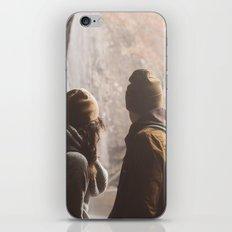 Hike Together iPhone & iPod Skin