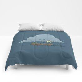 Thunder Cloud Skater Comforters