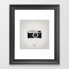 Icons 001 Framed Art Print