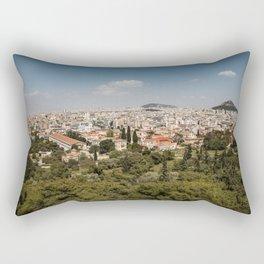 Athens, Greece Rectangular Pillow