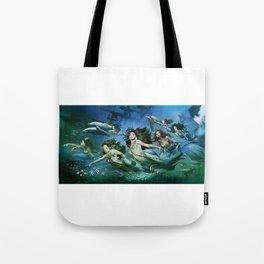 Seven Sirens Tote Bag