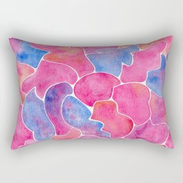 simply shapes Rectangular Pillow