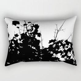 Branches 3 Rectangular Pillow