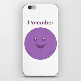 I member - member berries iPhone Skin